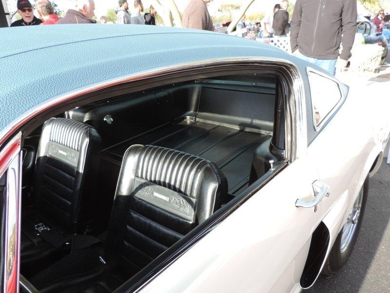 GT350 vinyl roof