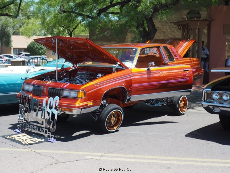Guadalupe Car Show