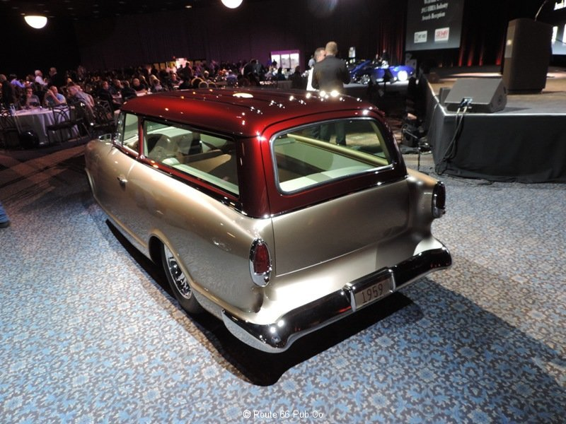 HRIA 59 Rambler rear view