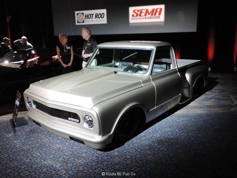 HRIA 69 Chevy C-10