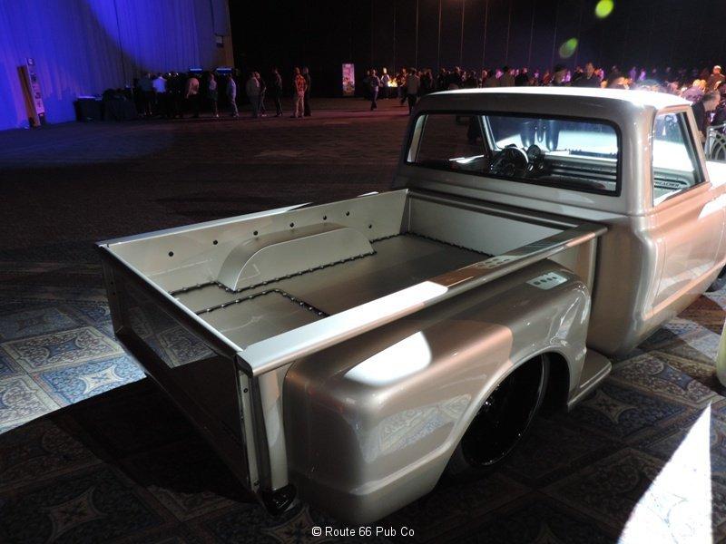 HRIA 69 Chevy C-10 step side