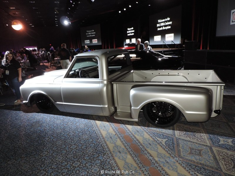 HRIA 69 Chevy C-10 stance
