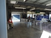 ISM Raceway Garage View