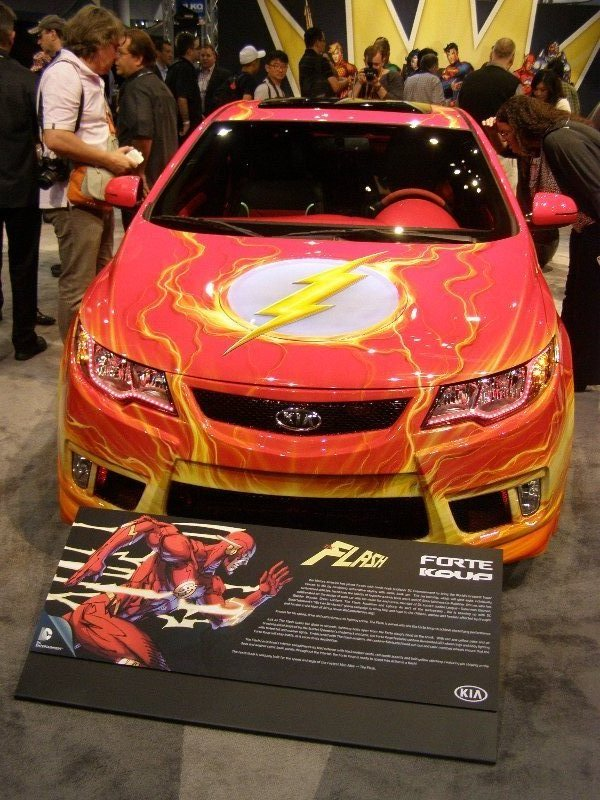Flash Kia Forte