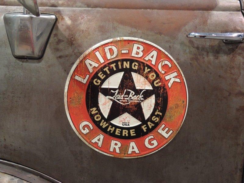 Laid Back Garage