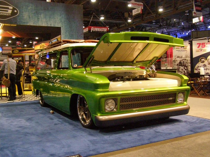 SEMA Front End