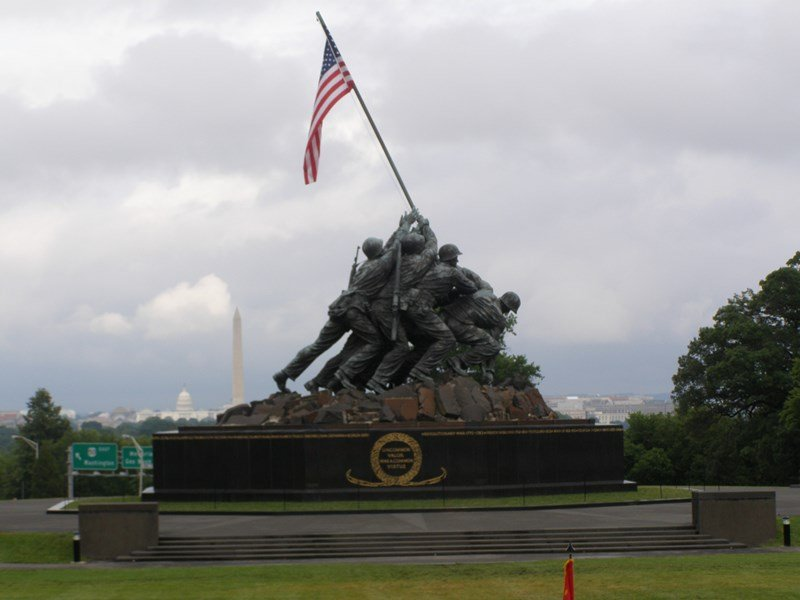 US Marine Corp War Memorial 12
