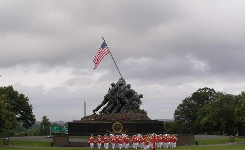 US Marine Corp War Memorial 18
