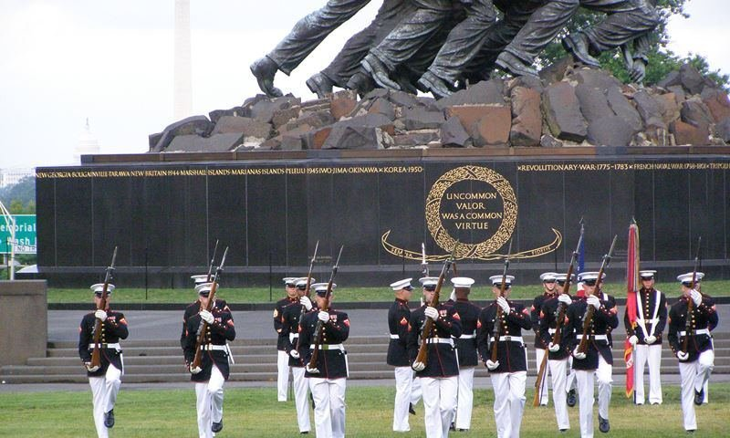 US Marine Corp War Memorial 3