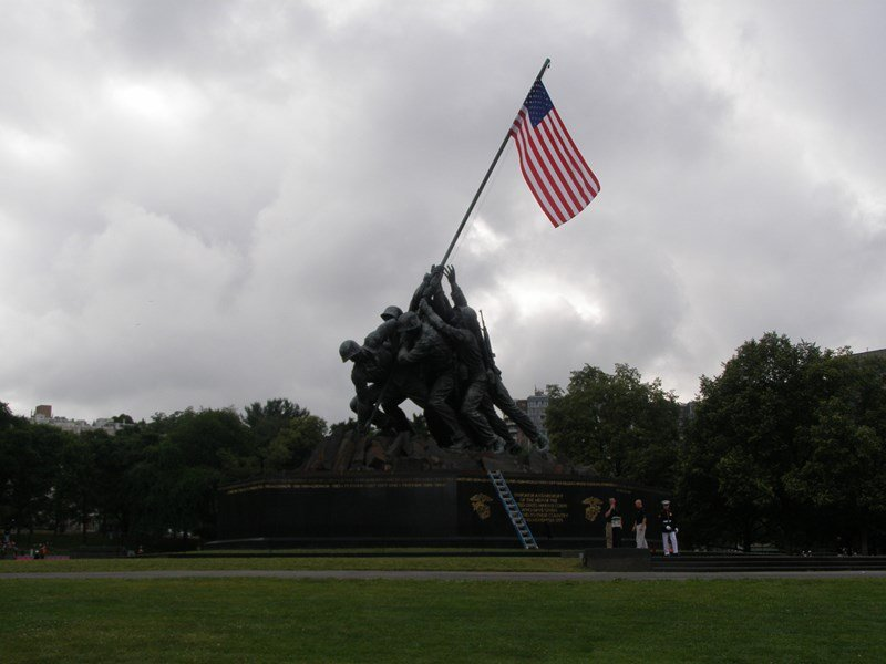 US Marine Corp War Memorial 9