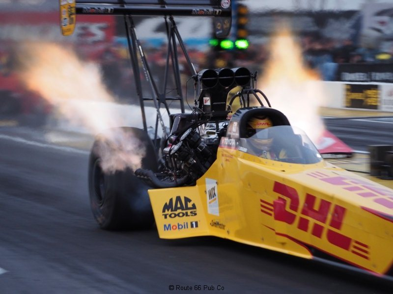 NHRA AZ Nationals Dragster