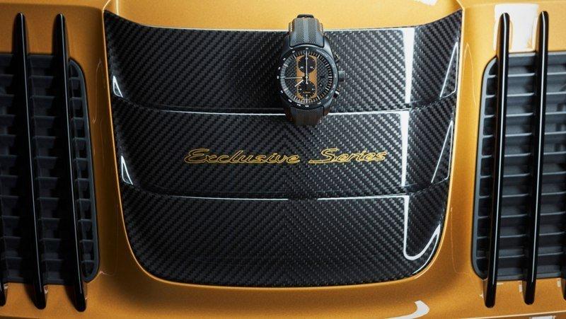 911 Turbo S Exclusive Series Chronograph