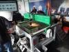 Praxair Plasma Cutter Table