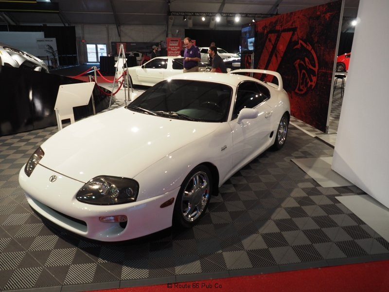 Supra Fourth Generation