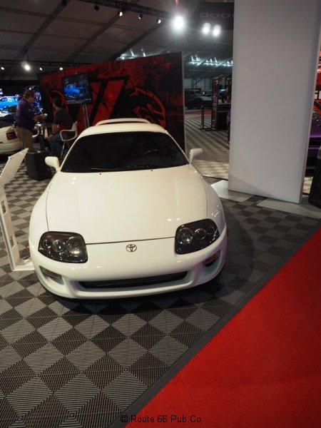 Supra Fourth Generation Front End