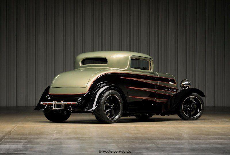 1932 Ford PassengerSide