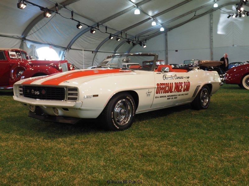 1969 Camaro Worldwide Auctioneers