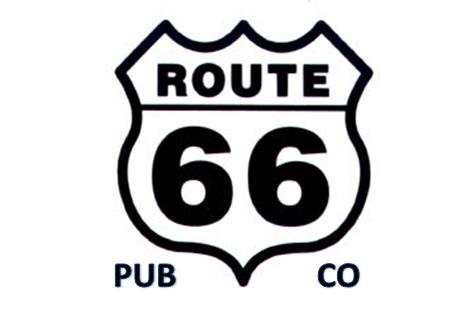 Route 66 PubCo logo