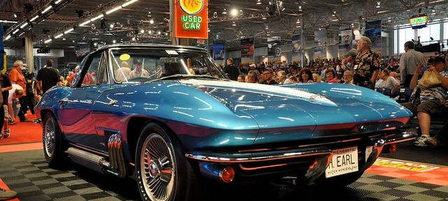 Harley Earl's 1963 Corvette Sold Again