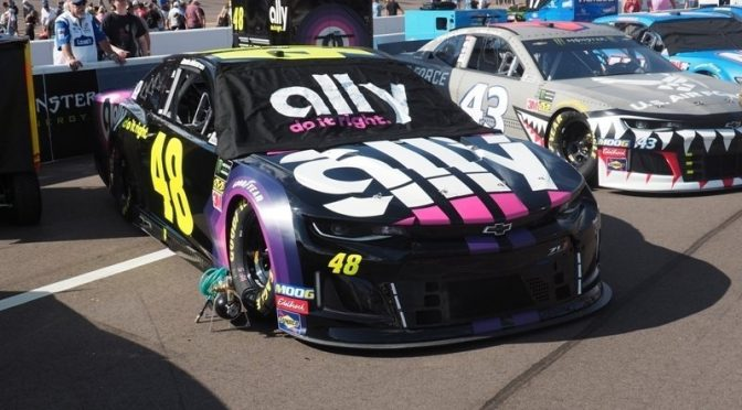 NASCAR Paint Schemes for ISM Race