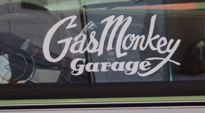 Gas Monkey Garage at Barrett-Jackson