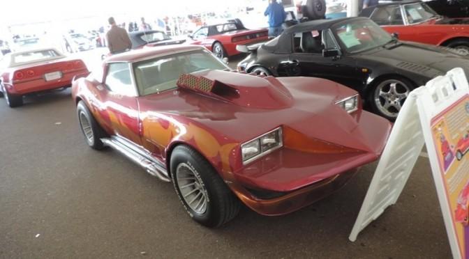 Corvette Summer INSPIRED Model by Gas Monkey Garage