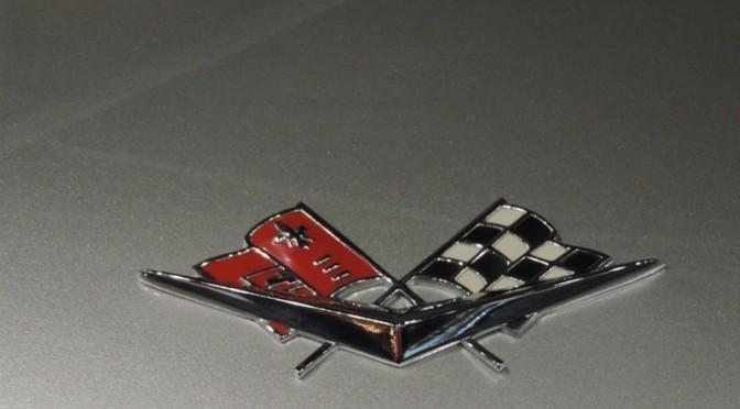 1961 Corvette from Barrett-Jackson