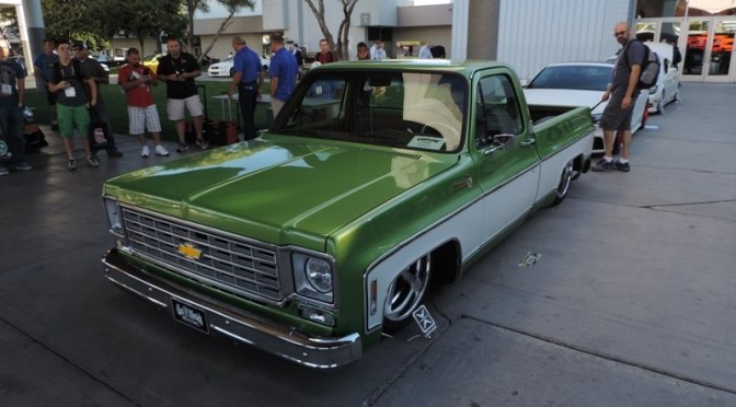 Gas Monkey Garage 76 Chevy Truck Sells