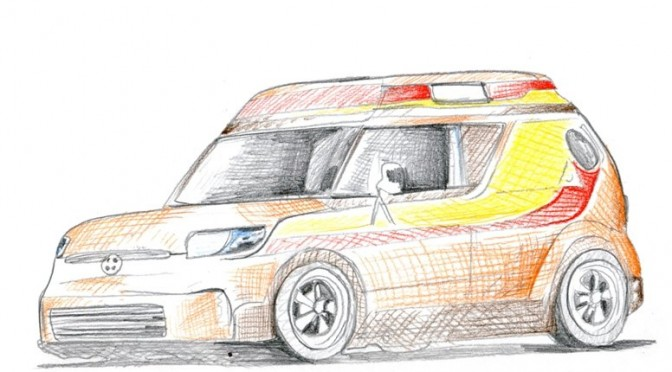 Scion Coming to SEMA
