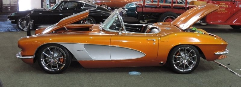 Corvettes at Barrett-Jackson Auctions