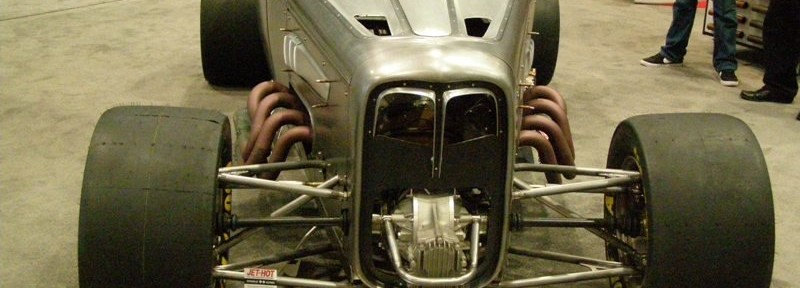 Double Down Deuce by Bryan Fuller at SEMA Show