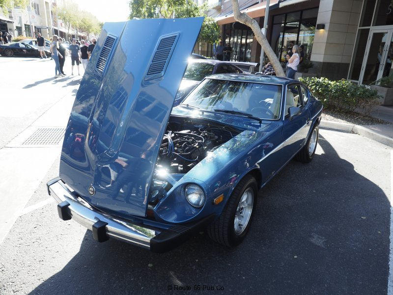 Cool at High Street Cars and Coffee